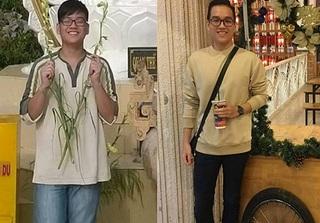 Chàng trai giảm từ 80kg xuống còn 66kg nhờ người yêu cũ