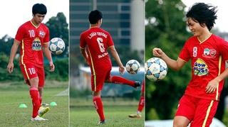 Cầu thủ HAGL lọt top 5 cầu thủ bóng đá Việt Nam ấn tượng năm 2017