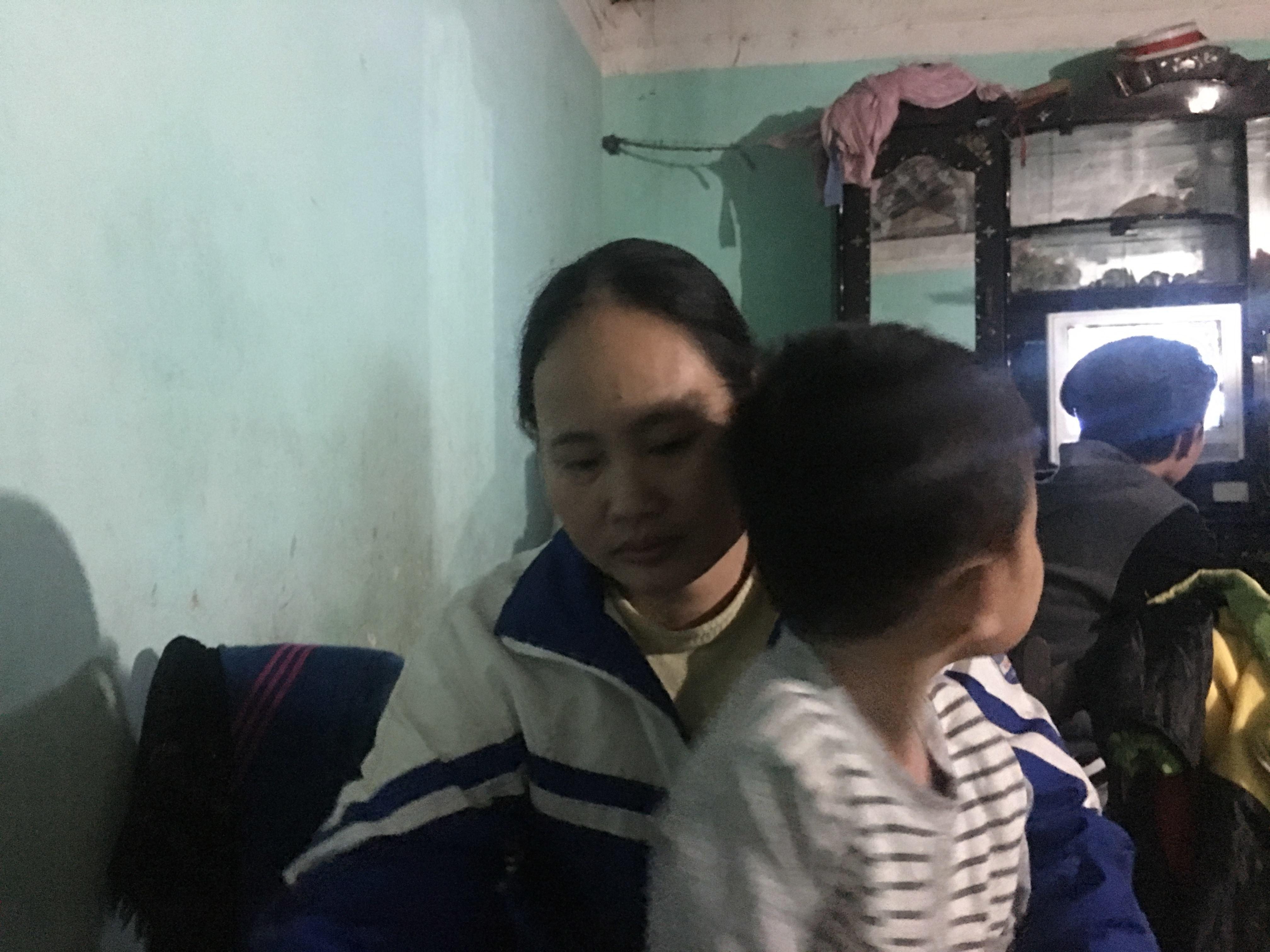 Mẹ bị con gái từ chối phũ phàng lên tiếng trần tình sự việc
