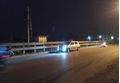 Vừa dựng xe máy lên sau vụ tai nạn, thanh niên bị taxi tông tử vong