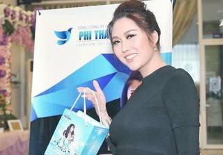 Giữa lùm xùm sản xuất mỹ phẩm trái quy định, Phi Thanh Vân nói gì?