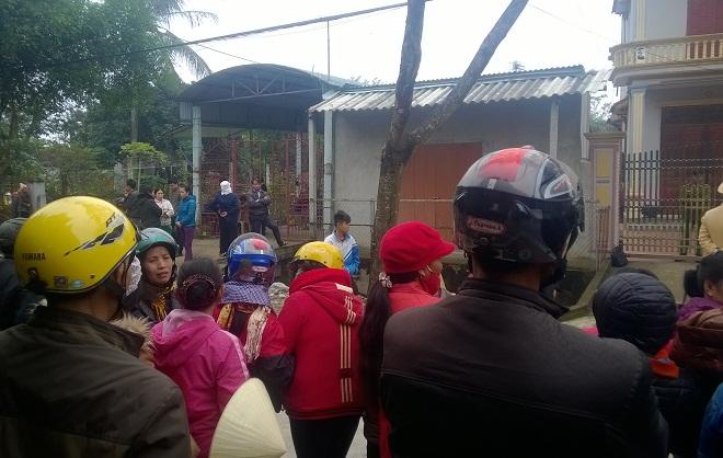 Khởi tố gã chồng sát hại vợ và hai con ở Thanh Hóa