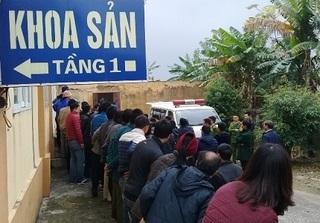 Bộ Y tế chỉ đạo vụ mẹ con sản phụ tử vong ở Thái Bình