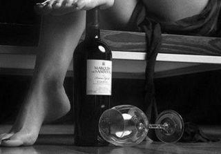Người đàn bà một lần bỗng muốn say