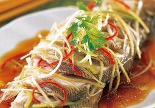 Cách làm cá lóc hấp đơn giản mà thơm ngon, ngọt thịt
