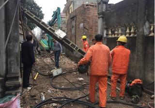 Nổ lớn tại Bắc Ninh: Khẩn trương khắc phục hậu quả