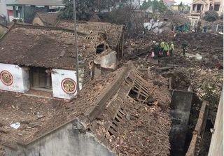 Khởi tố chủ kho phế liệu trong vụ nổ lớn ở Bắc Ninh