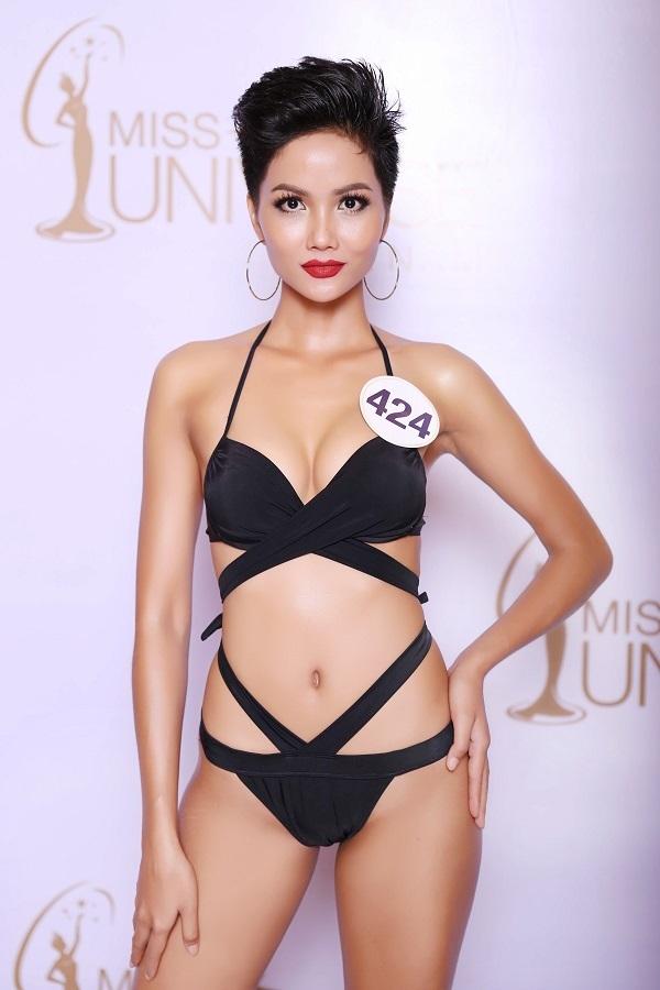 H'hen Niê sẽ lên ngôi Hoa hậu Hoàn vũ Việt Nam 2017 2
