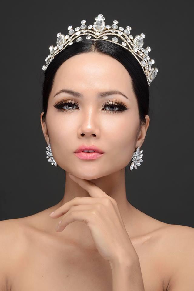 H'hen Niê sẽ lên ngôi Hoa hậu Hoàn vũ Việt Nam 2017 6