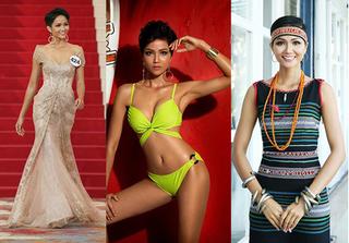 H'hen Niê sẽ lên ngôi Hoa hậu Hoàn vũ Việt Nam 2017?