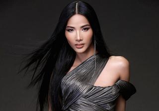 Hoàng Thùy chiến thắng thuyết phục giải Best Face Hoa hậu Hoàn vũ VN