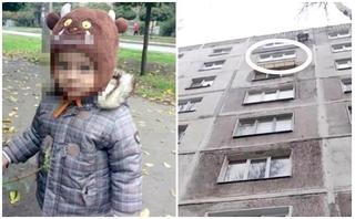 Bị người nhảy lầu tự tử rơi trúng, bé 21 tháng tuổi chết thương tâm
