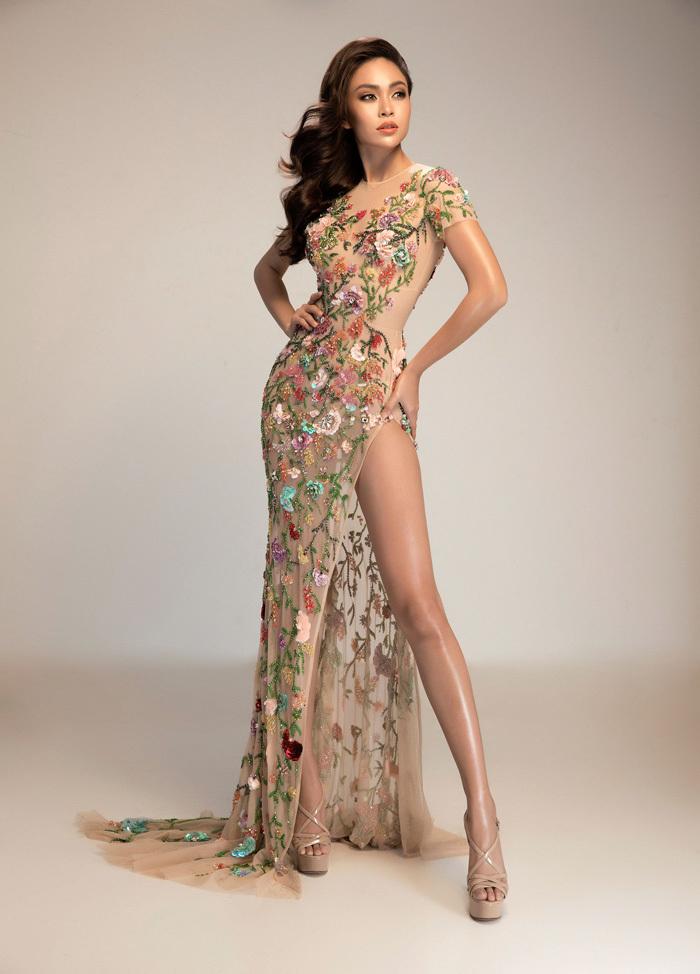 Mâu Thủy lên tiếng về tin đồn mua giải Hoa hậu Hoàn vũ 2017