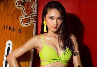 Ngọc Nữ phản pháo tin đồn mua giải tại Hoa hậu Hoàn vũ Việt Nam 2017