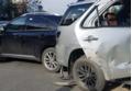 Hai siêu xe gây tai nạn liên hoàn, làm ùn tắc giữa trung tâm Đà Nẵng