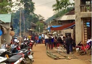 Thanh Hóa: Phát hiện vợ tử vong, chồng trọng thương nằm cạnh móng nhà
