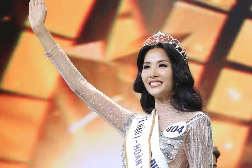 Hoa hậu Ngọc Diễm nhận xét gì về Top 3 Hoa hậu Hoàn vũ Việt Nam 2017? 3