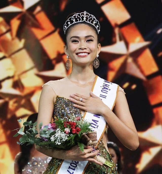 Hoa hậu Ngọc Diễm nhận xét gì về Top 3 Hoa hậu Hoàn vũ Việt Nam 2017? 4