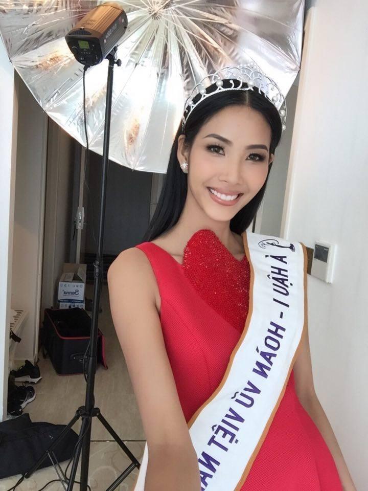 Sau đăng quang, Top 3 Hoa hậu Hoàn vũ Việt Nam 2017 làm gì? 4