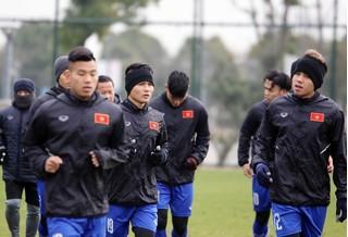 Đội tuyển U23 Việt Nam bất ngờ gặp khó tại Côn Sơn Trung Quốc