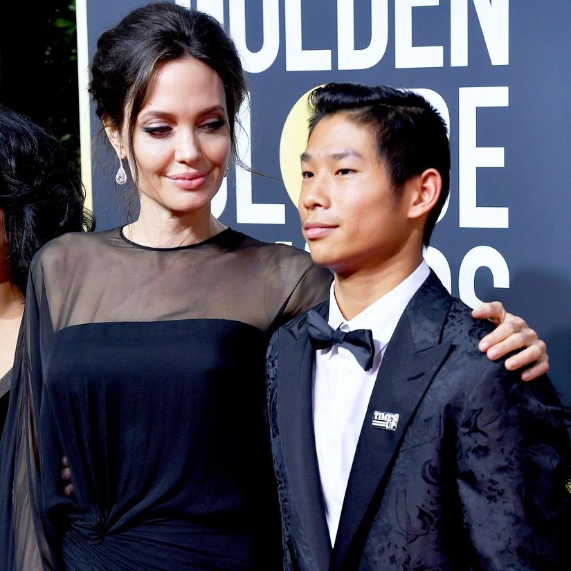 Bất ngờ với cậu con trai nuôi người Việt của Angelina Jolie 3