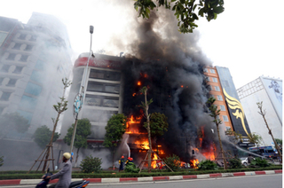 Điều tra lại vụ cháy quán karaoke làm 13 người chết ở Hà Nội