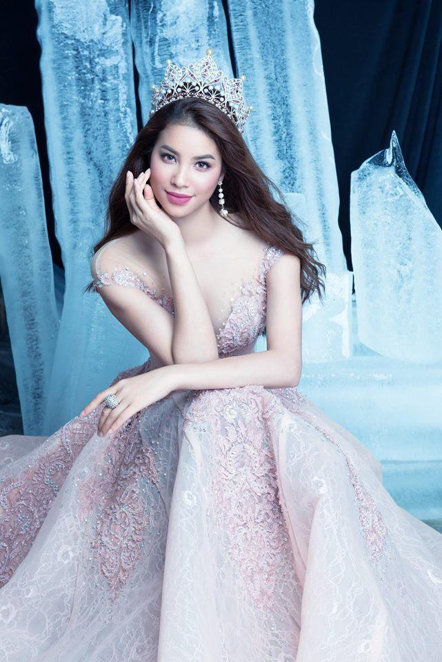 Vietnam's Next Top Model – Nơi nâng chân cho các Hoa hậu Hoàn vũ VN 2