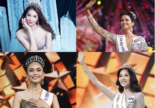 Vietnam's Next Top Model – Nơi nâng chân cho các Hoa hậu Hoàn vũ VN