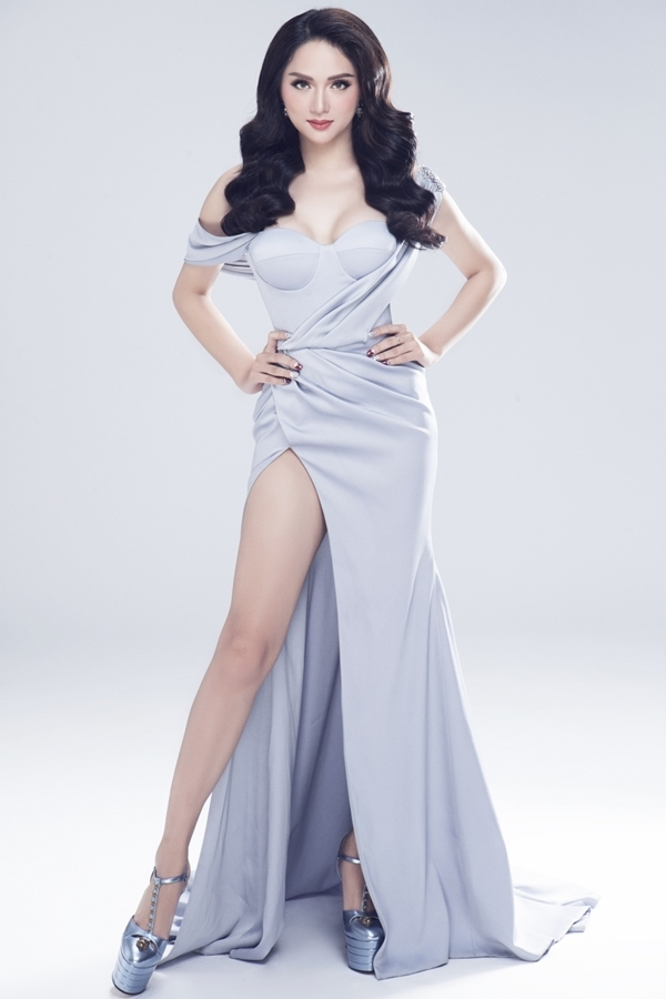 Hương Giang Idol thi Hoa hậu chuyển giới