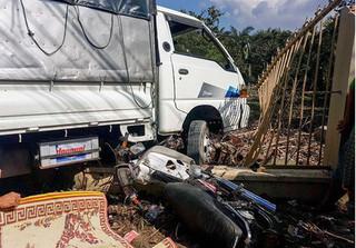 Tai nạn kinh hoàng ở Nha Trang cụ ông tử vong, cụ bà trọng thương