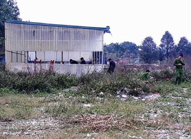 Thanh Hóa: Tá hỏa người đàn ông treo cổ trong nhà hoang