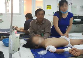 Hậu Giang: Công an vào cuộc vụ cha cho 3 con uống thuốc sâu