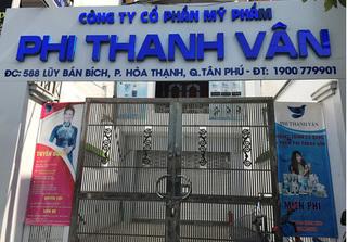 Công ty mỹ phẩm bị xử phạt 155 triệu đồng, Phi Thanh Vân nói gì?