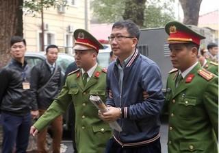 Bản Hợp đồng 'định mệnh' đẩy ông Đinh La Thăng vào vòng lao lí