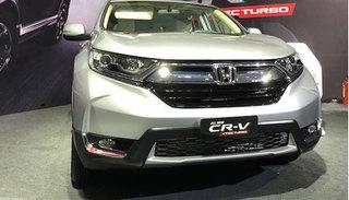 Mẫu xe CR-V 7 chỗ tăng 150 triệu đồng, Honda Việt Nam nói gì?
