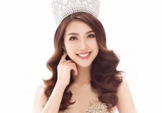 Tường Linh lên đường dự thi Hoa hậu Liên lục địa 2018