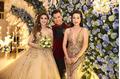 Dàn sao Việt đình đám dự đám cưới của Lâm Khánh Chi tại Sài Gòn