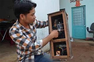 'Ngả mũ' trước những phát minh nổi tiếng của giới trẻ Việt Nam