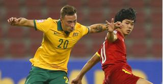 Sao U23 Úc đặt mục tiêu ghi nhiều bàn vào lưới U23 Việt Nam