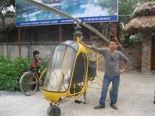Bái phục trước những phát minh nổi tiếng của nông dân Việt Nam