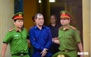 Xét xử Phạm Công Danh giai đoạn 2: VKS đề nghị kiểm tra việc ông Trần Bắc Hà xuất cảnh đi chữa bệnh