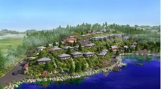 KAI Resort Hoà Bình: Công ty CP Đầu tư ZEN Việt Nam vẽ dự án