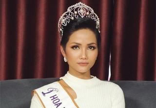 H'Hen Niê tiết lộ bí mật thú vị về chiếc vương miện Hoa hậu?