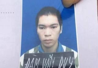 Truy tìm phạm nhân bỏ trốn khỏi trại giam khi đang lao động