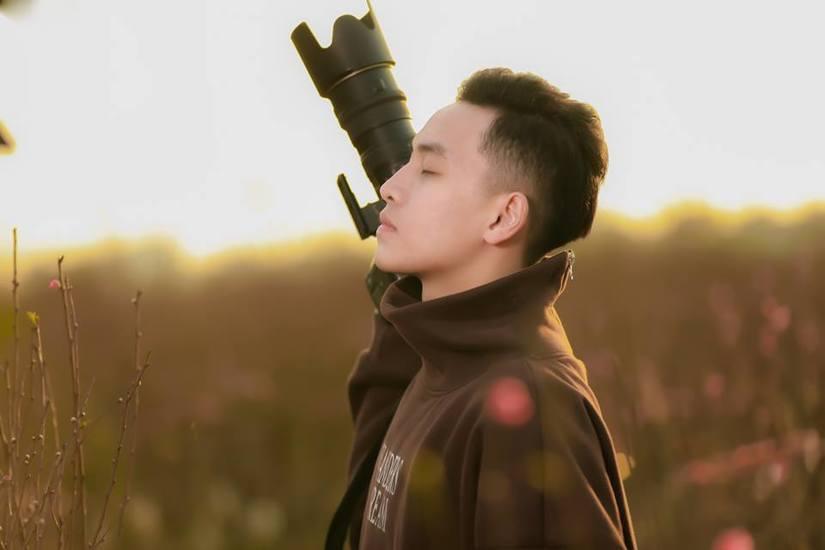 Chàng nhiếp ảnh Đặng Vũ Hiệp