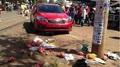 Ô tô của nữ tài xế 9X tông liên hoàn khiến 3 người thương vong