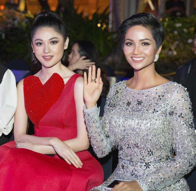 Hoa hậu H'Hen Niê chính là người thầy đầu tiên của Á hậu Thùy Dung