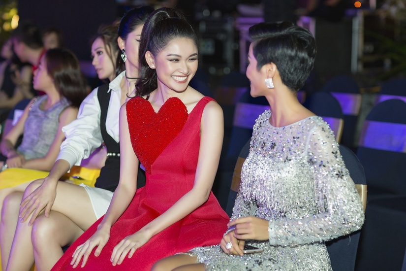 Hoa hậu H'Hen Niê chính là người thầy đầu tiên của Á hậu Thùy Dung 3