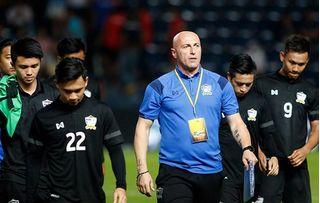 Thua đậm Palestine, U23 Thái Lan trắng tay rời U23 châu Á