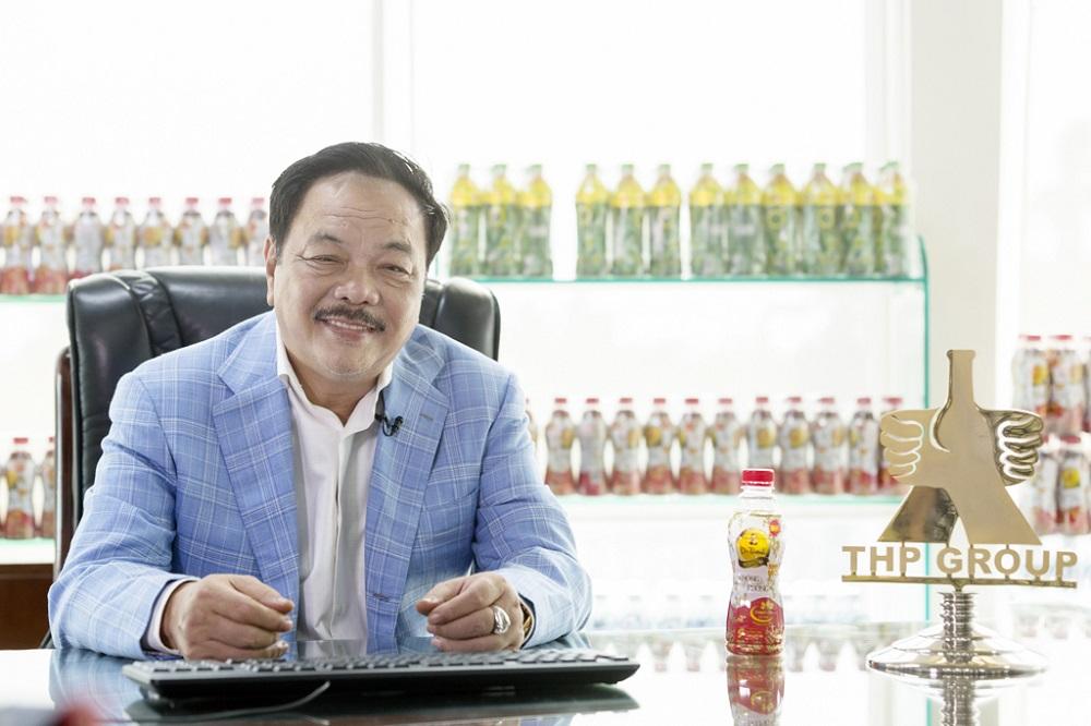 Trần Quý Thanh, Tân Hiệp Phát
